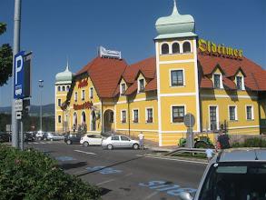 Photo: odpočívadlo Oldtimer v Rakousku