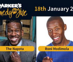 Parker`s Comedy Wednesday - 18 Jan 2017 : Parkers comedy & jive