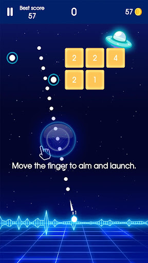 Bounce shooter 5.0 screenshots 2