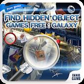 Find Hidden Object Galaxy