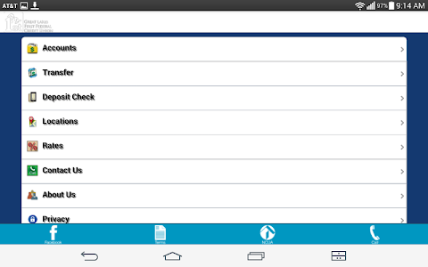 Great Lakes FCU Mobile Banking screenshot 5