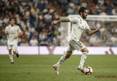 Le torchon brûle entre Isco et Solari au Real Madrid : la raison de sa mise à l'écart