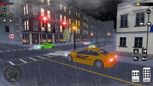 City Taxi Driving simulator: online Cab Games 2020 1.42 screenshots 18