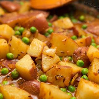 Fried Potato Curry Recipes