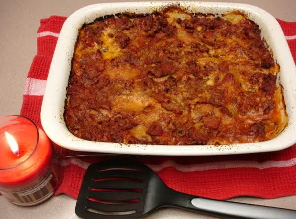 The Mamas' Lasagna