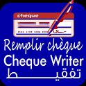 Cheque writer icon