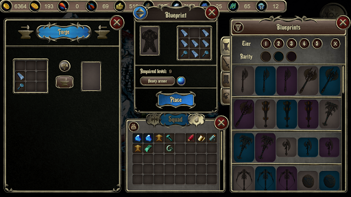 Grim wanderings 2: Strategic turn-based rpg filehippodl screenshot 3