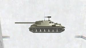 IS-7 ディティールちょいアップ版