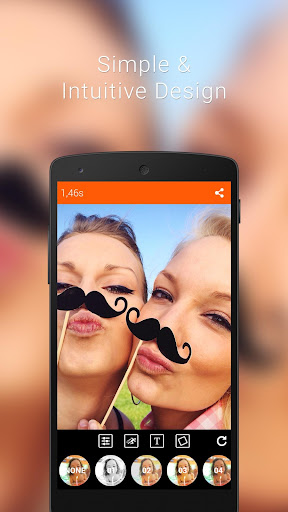 Gif Me! Camera Pro app for Android screenshot