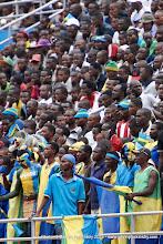 Photo: Amavubi fans [Rwanda Vs Ghana AFCON2017 Qualifier, 5 Sep 2015 in Kigali, Rwanda.  Photo © Darren McKinstry 2015]