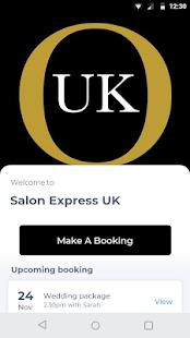 Salon Express UK - náhled
