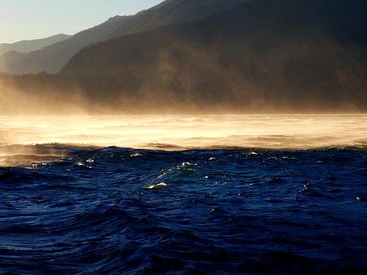 Lago di fuoco di Boboparra