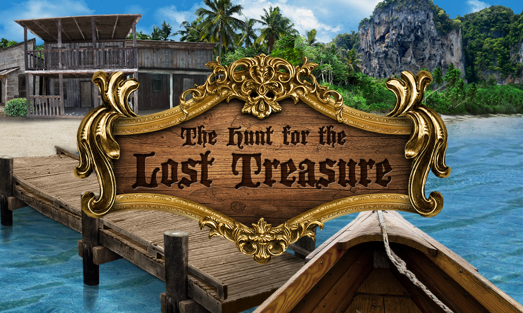 The Hunt for the Lost Treasure- screenshot