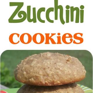 Whole Wheat Zucchini Cookies