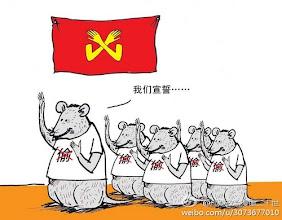 Photo: 邝飚:誓言