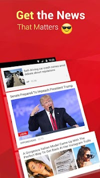 News Republic-Live.News.Social APK screenshot thumbnail 1