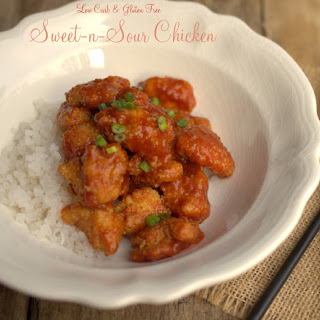Sweet-n-Sour Chicken