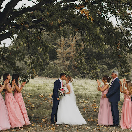 Wedding photographer Aleksandra Lovcova (AlexandriaRia). Photo of 06.11.2017