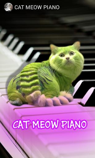 CAT MEOW PIANO