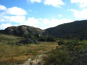 Photo: Subida da Serra dos Cristais, trecho mais famoso do Caminho dos Escravos