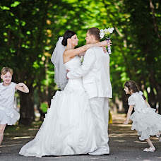 Wedding photographer Sergey Cherkasov (CherkasoFF). Photo of 29.06.2013