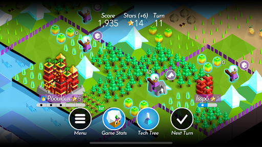 Battle of Polytopia - A Civilization Strategy Game apkdebit screenshots 18