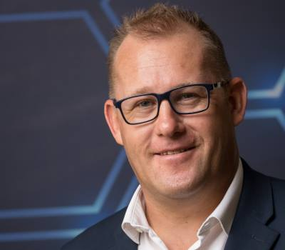 Doug Woolley, Managing Director of Dell Technologies South Africa.