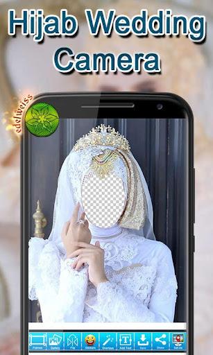 Hijab Wedding Camera 1.3 screenshots 3