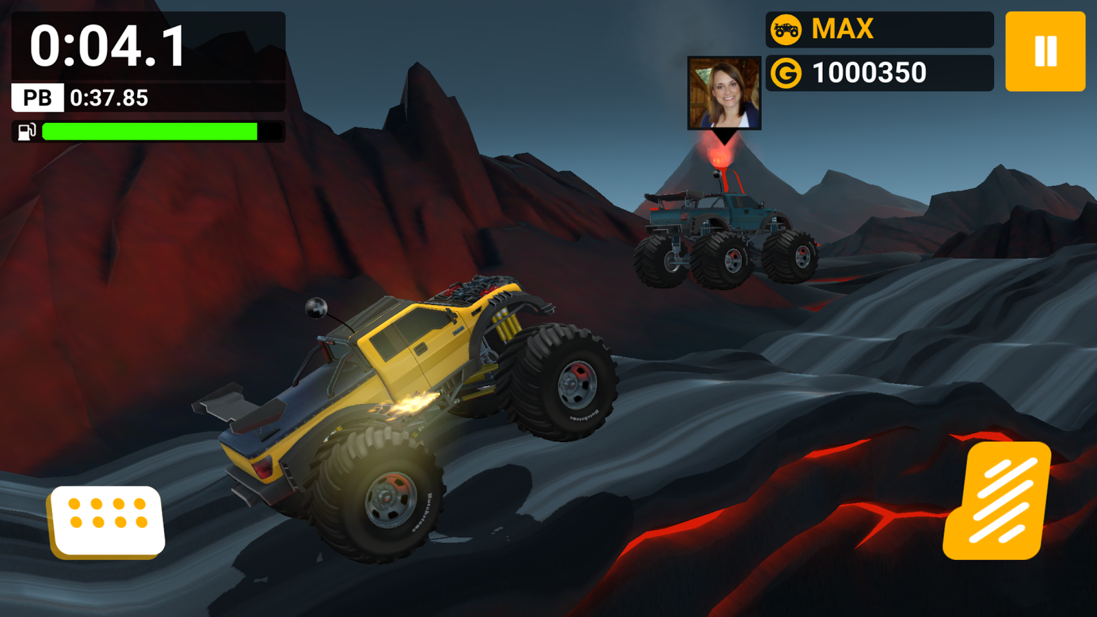 MMX Hill Dash- screenshot