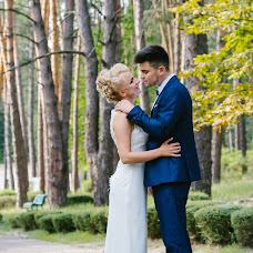 Wedding photographer Anna Ignatenko (KonstantinFilm). Photo of 01.09.2017