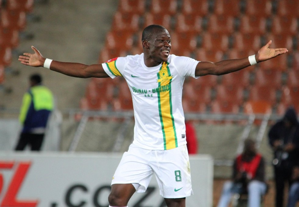 Hlompho Kekana serves secret ban under cover of 'rest'