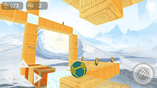 Maze 3D: Gravity Labyrinth game for Android screenshot