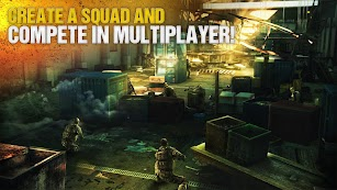 Modern Combat 5: eSports FPS screenshot for Android