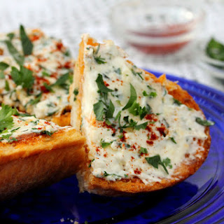 Cream Cheese Butter Garlic Bread Recipes