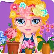 Flowers Shop Games For Girls - Shopping Mall