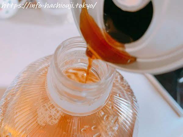 やさしい麦茶 濃縮タイプ 作り方
