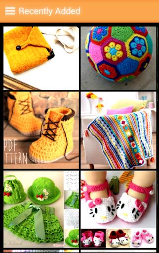 DIY crochet ideas : patterns