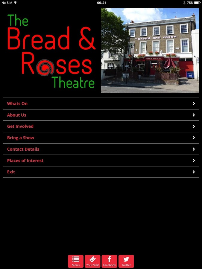 The Bread and Roses Theatre- screenshot