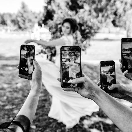 Wedding photographer Viktoriya Khaliulina (viki-photo). Photo of 31.08.2017