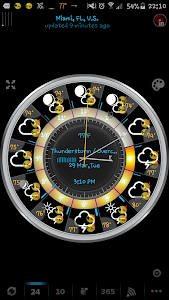 eWeather HD, Radar, Alerts v5.9.2