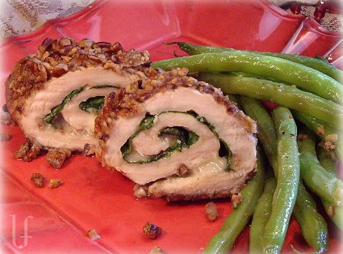 Chicken Kiev A La Pecan Recipe