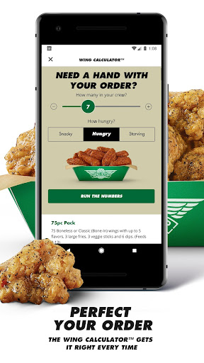 Wingstop screenshot 4