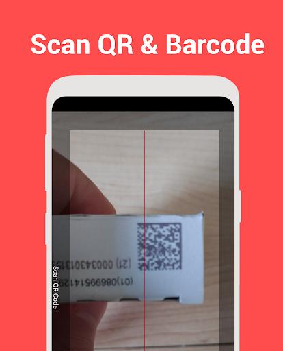 QR & Barcode Scanner Pro screenshot 2