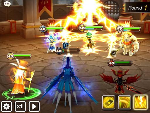 Summoners War: Sky Arena  screenshots 8
