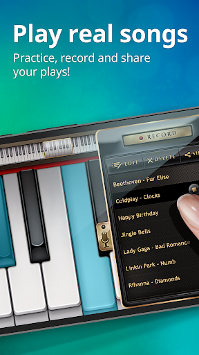 Piano Free - Keyboard with Magic Tiles Music Games  screenshots 4