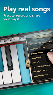 play Piano Free - Keyboard with Magic Tiles Music Games on pc & mac