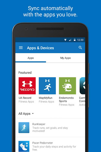 Calorie Counter - MyFitnessPal app (apk) free download for Android/PC/Windows screenshot