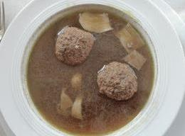 Liver Noodles (leberknoedel) Recipe
