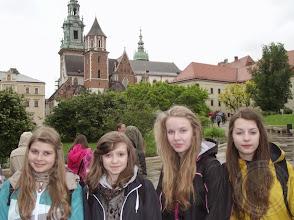 Photo: Wycieczka klas II Ojców-Kraków-Wieliczka (14-16.05)