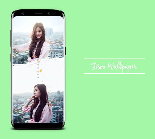 Blackpink Jisoo Wallpapers KPOP screenshot 1